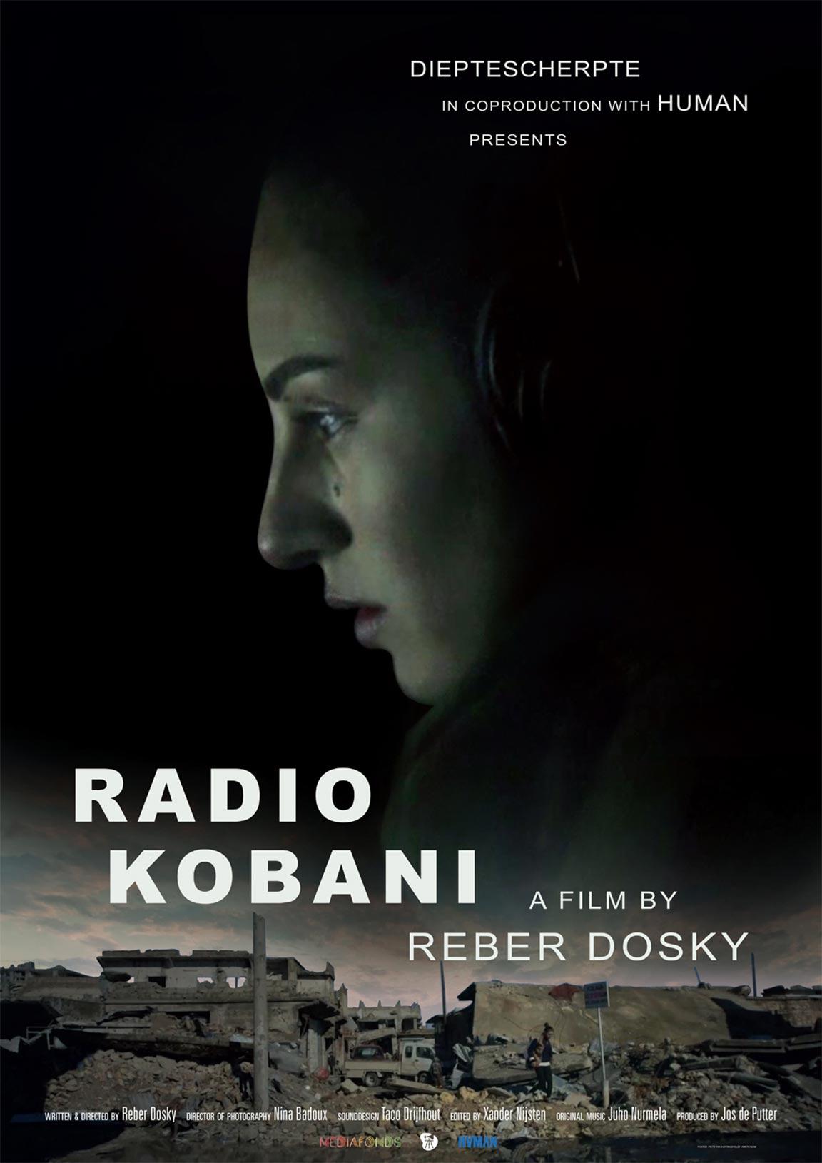 Radio Kobanî Poster #1