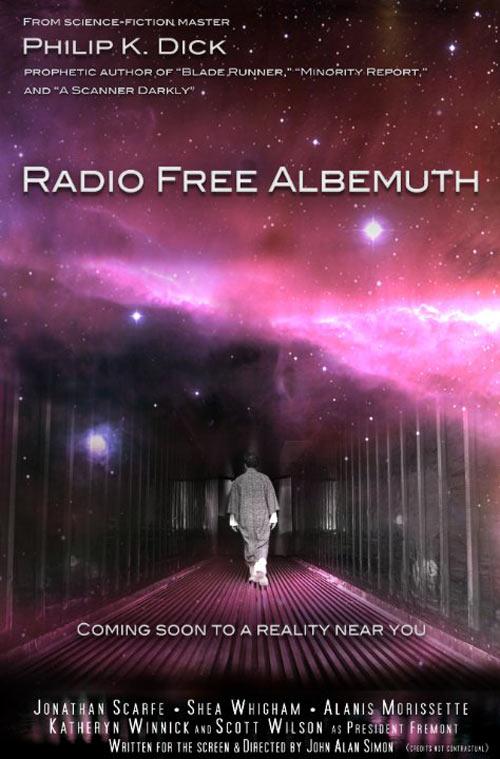 Radio Free Albemuth Poster #1