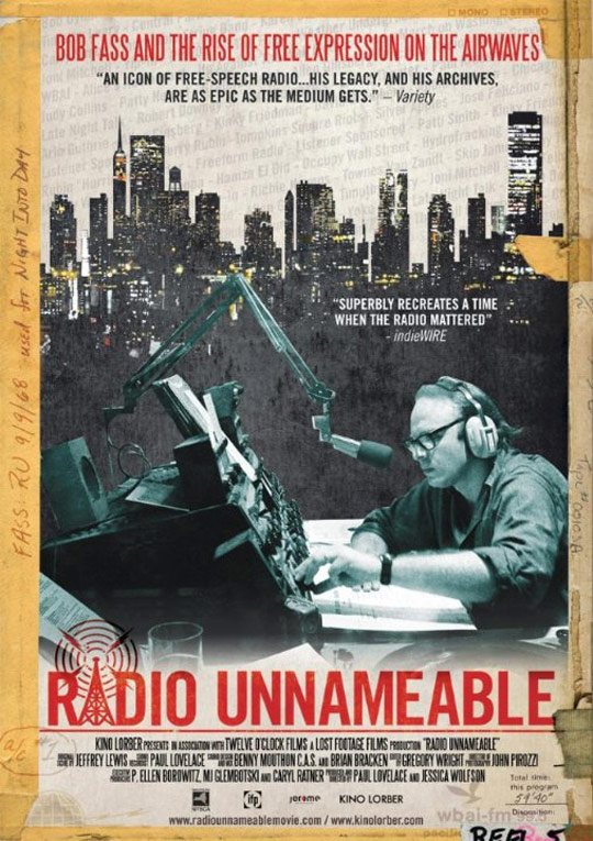 Radio Unnameable Poster #1