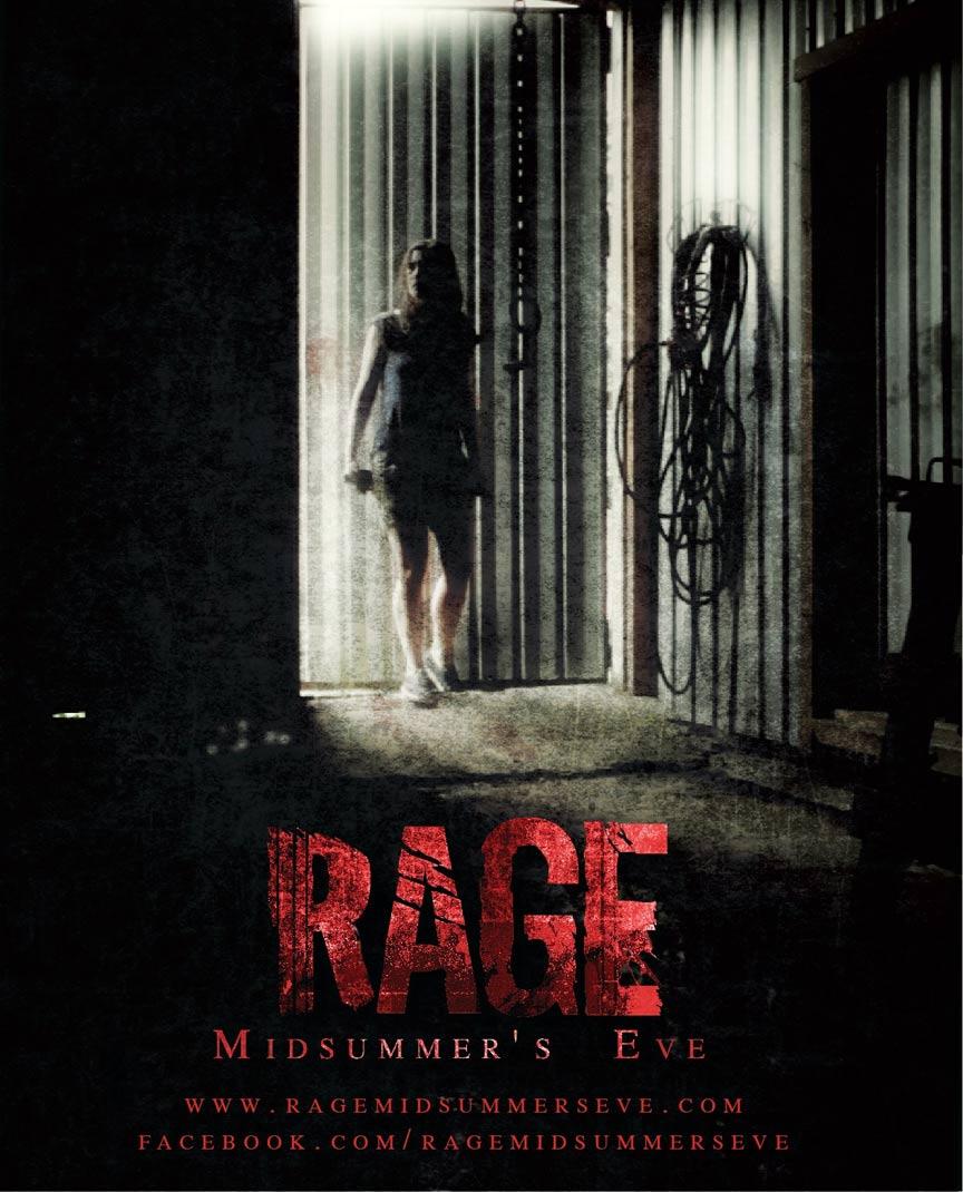 Rage: Midsummer's Eve Poster #1