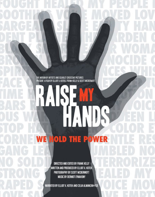 Raise My Hands Poster #1
