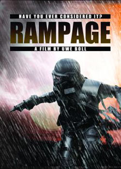 Rampage Poster #1