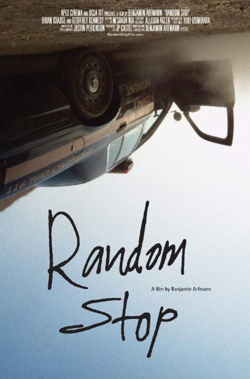 Random Stop Poster #1