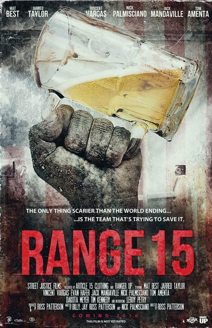 Range 15 Poster #1