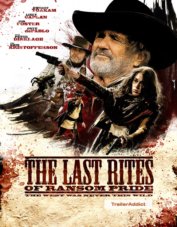 The Last Rites of Ransom Pride Poster #1