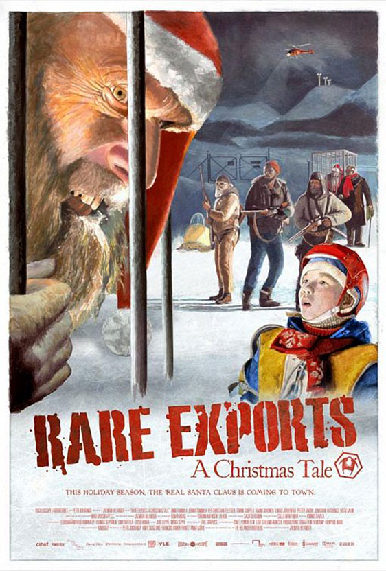 Rare Exports Poster #2