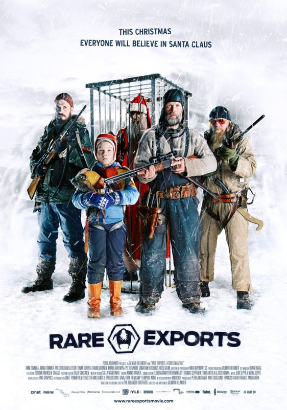 Rare Exports Poster #3