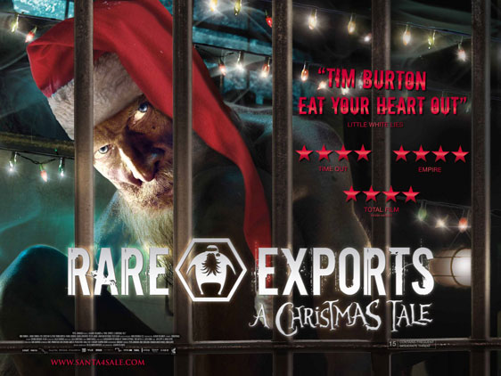 Rare Exports Poster #4