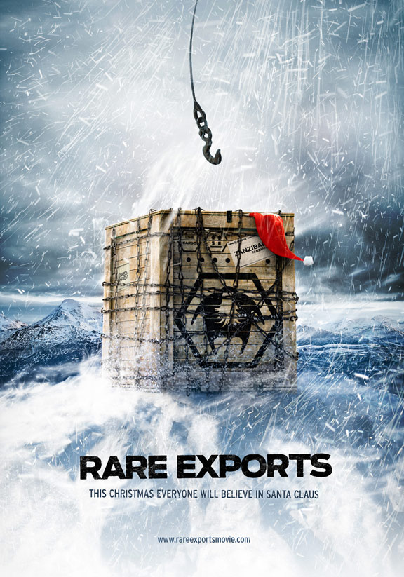 Rare Exports Poster #1
