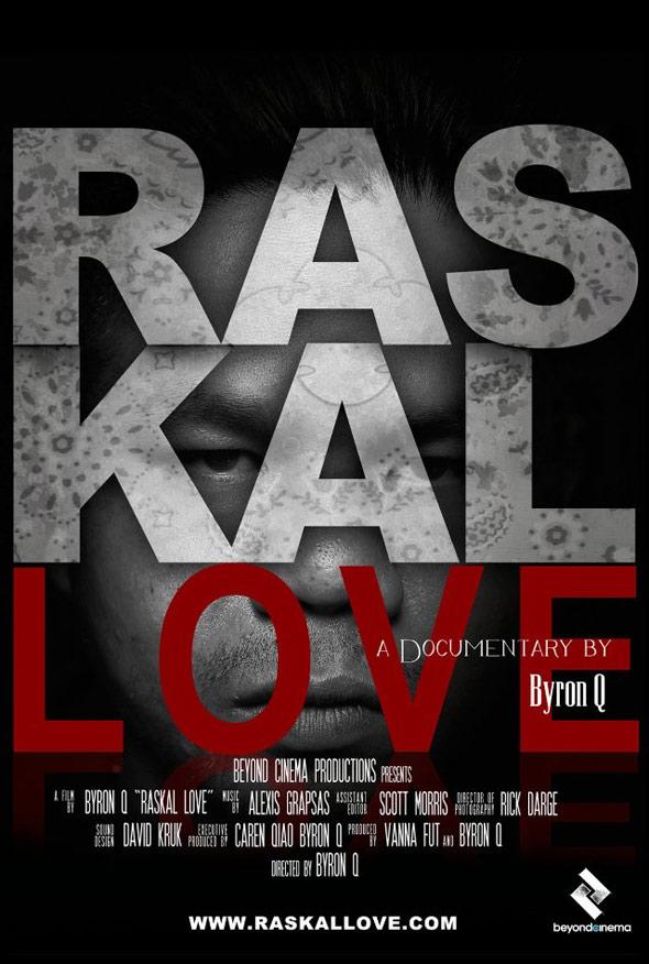 Raskal Love Poster #1