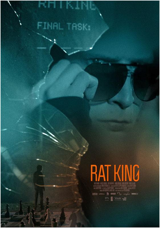 Rat King Poster #1