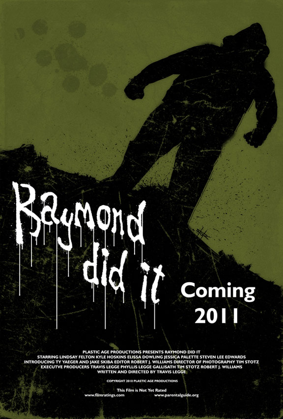 Raymond Did It Poster #1