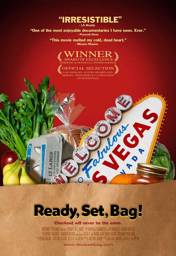 Ready, Set, Bag! Poster #1