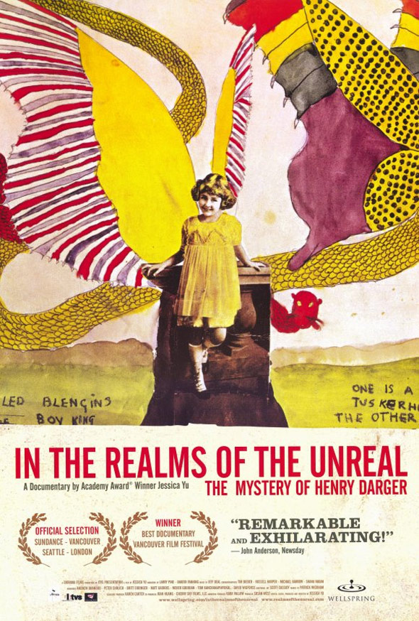 In the Realms of the Unreal Poster #1