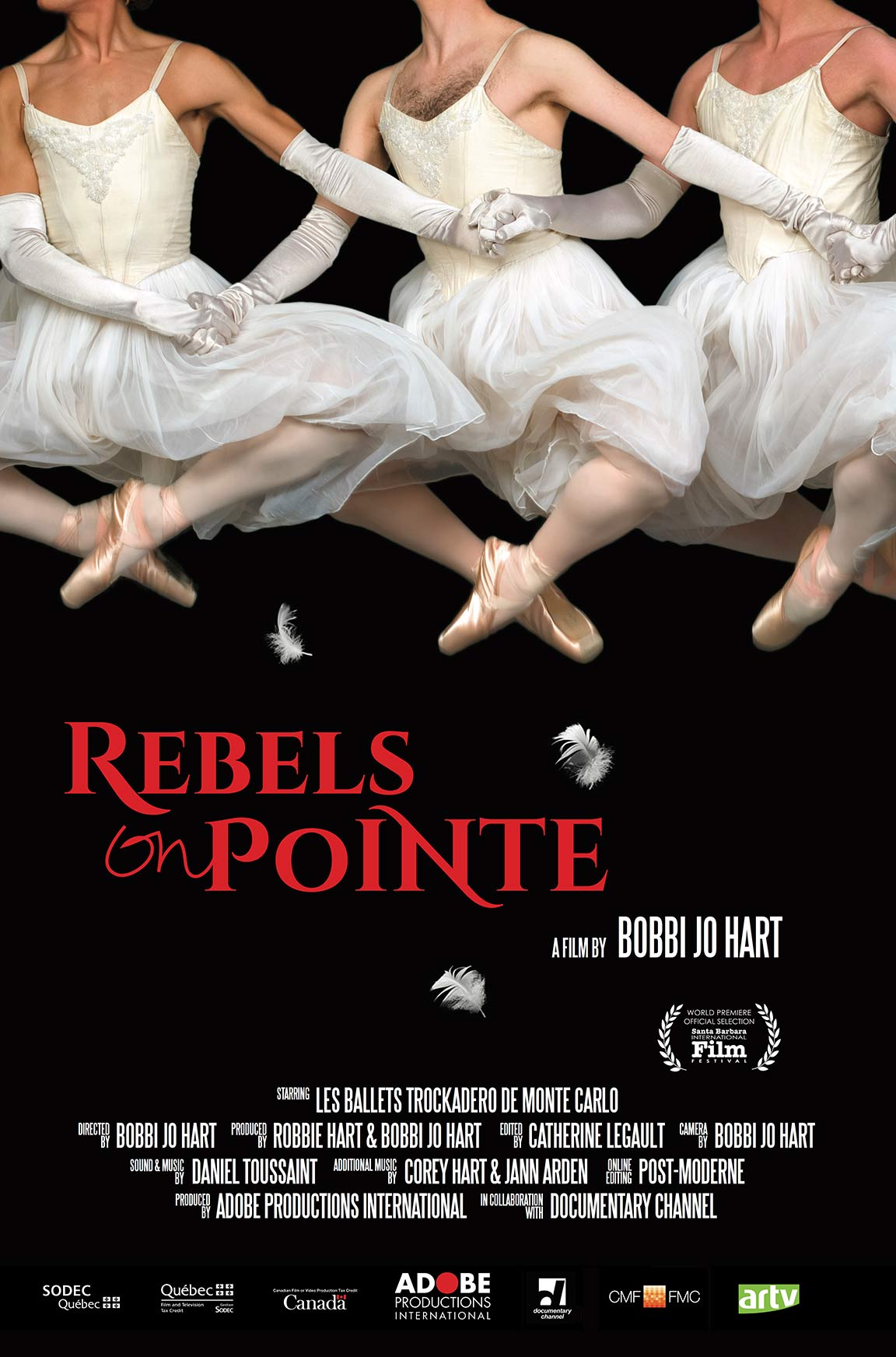 Rebels on Pointe Poster #1