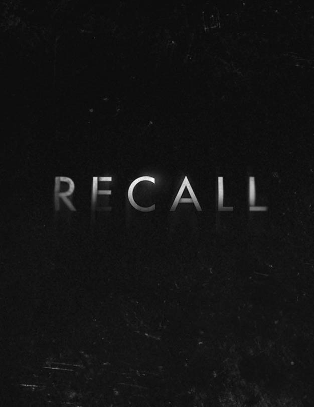 Recall Poster #1