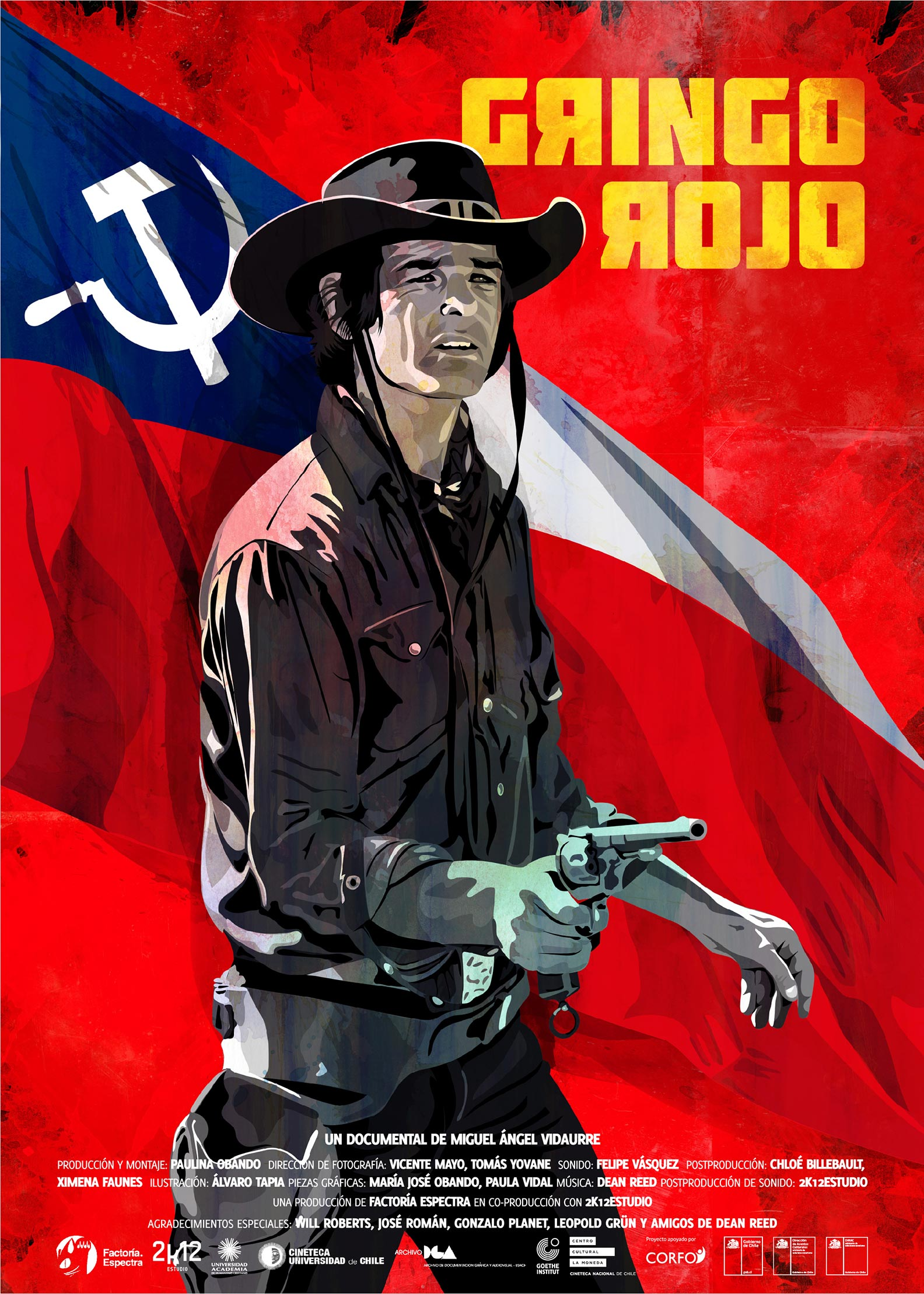 Red Gringo Poster #1