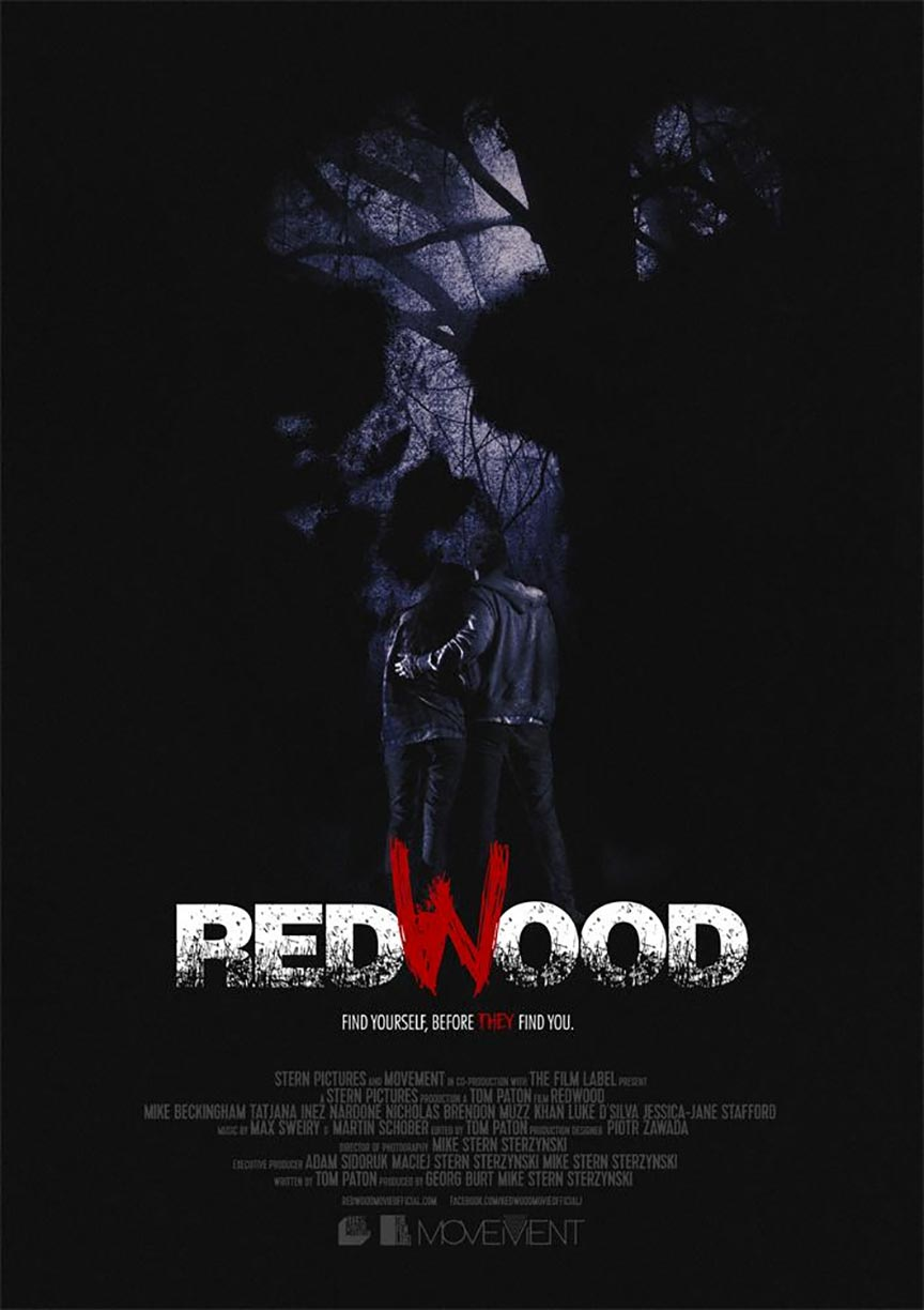 Redwood Poster #1