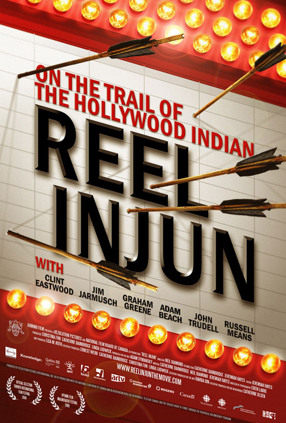 Reel Injun Poster #1