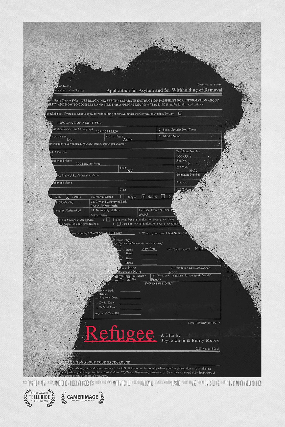 Refugee Poster #1