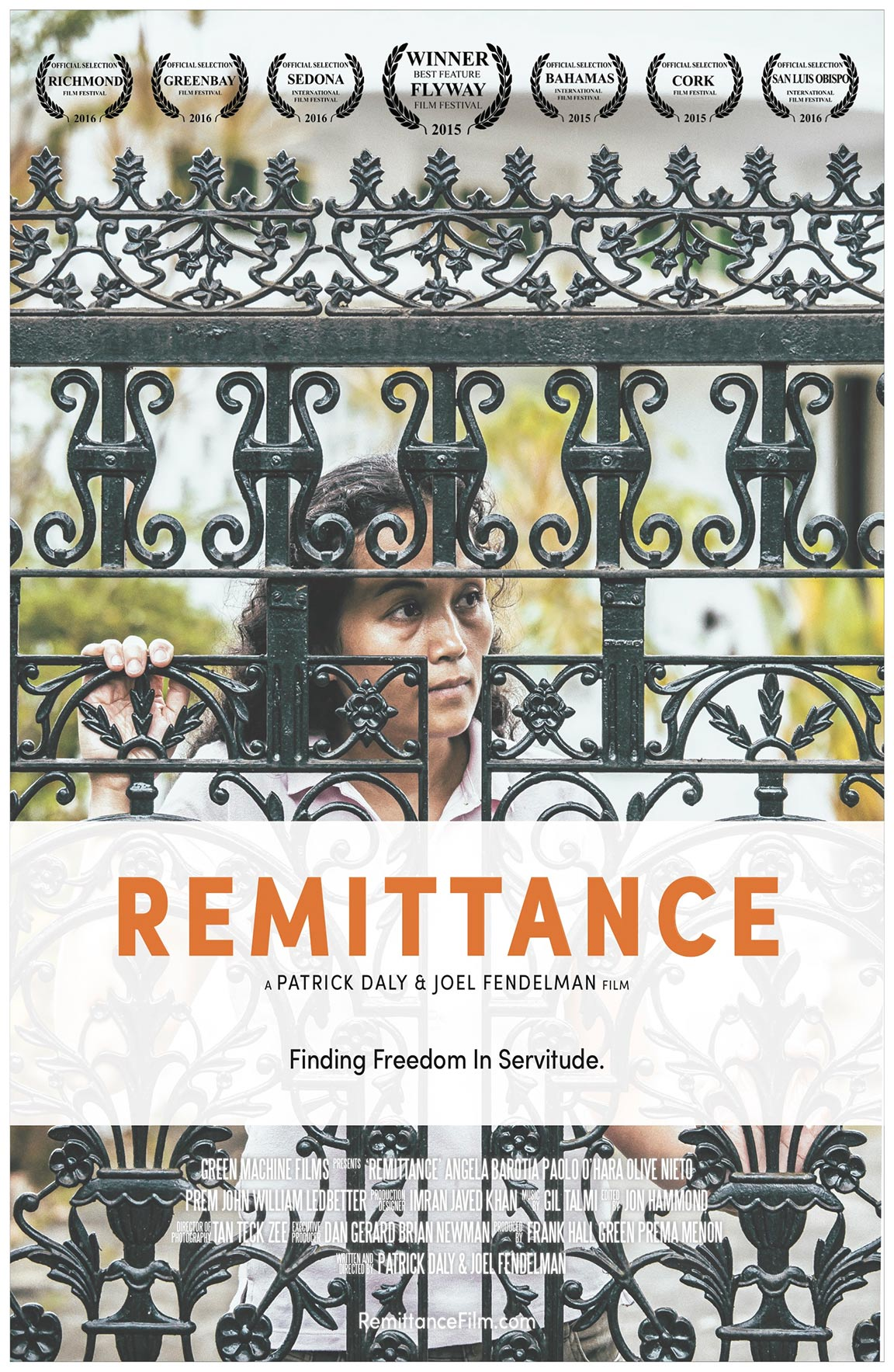 Remittance Poster #1