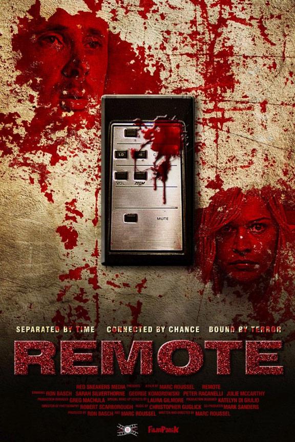 Remote (Short) Poster #1