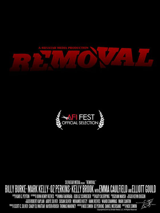 Removal Poster #3