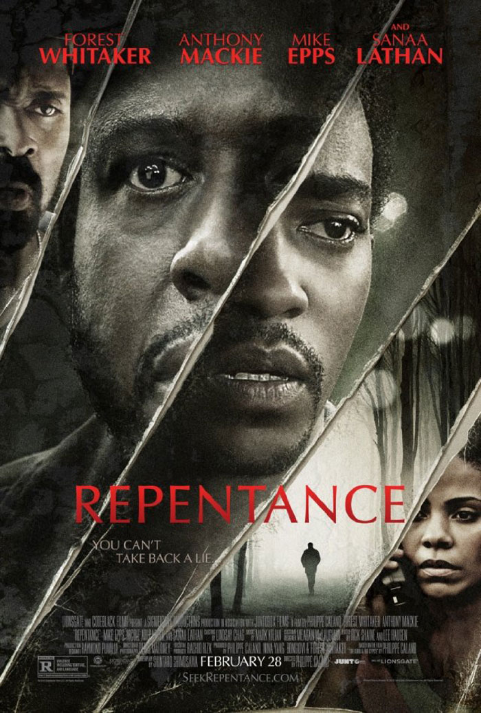 Repentance Poster #1