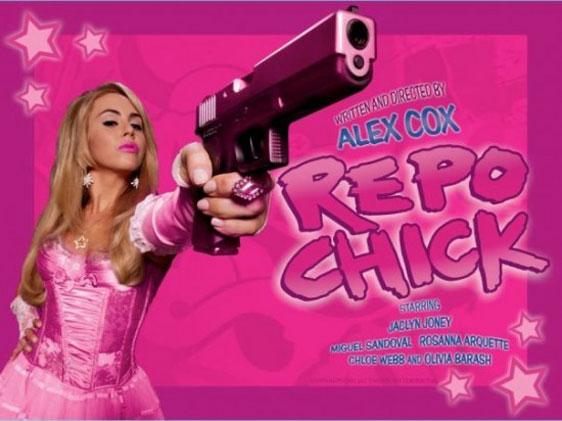 Repo Chick Poster #1