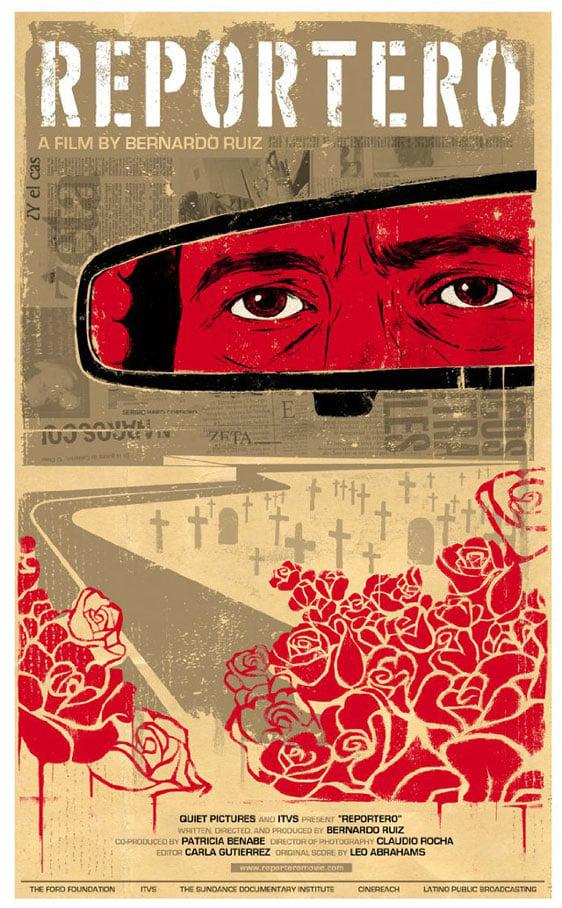 Reportero Poster #1