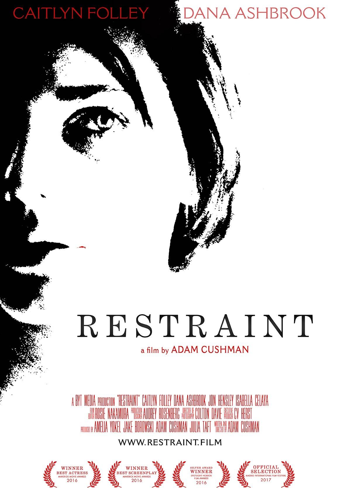 Restraint Poster #1