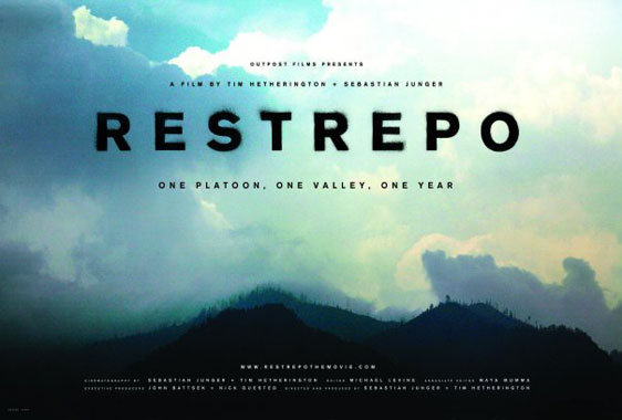 Restrepo Poster #1