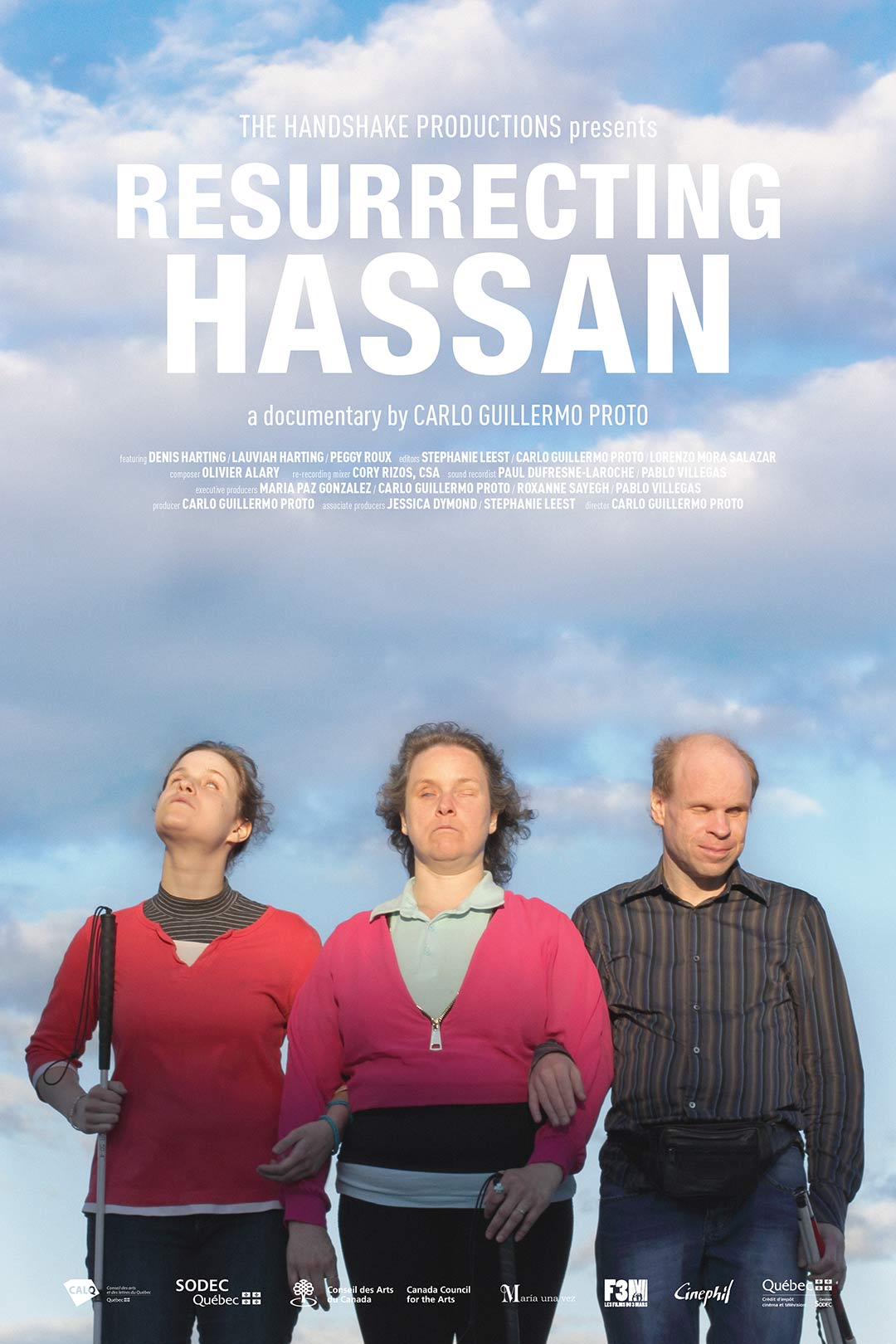 Resurrecting Hassan Poster #1