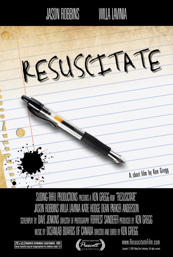 Resuscitate Poster #1