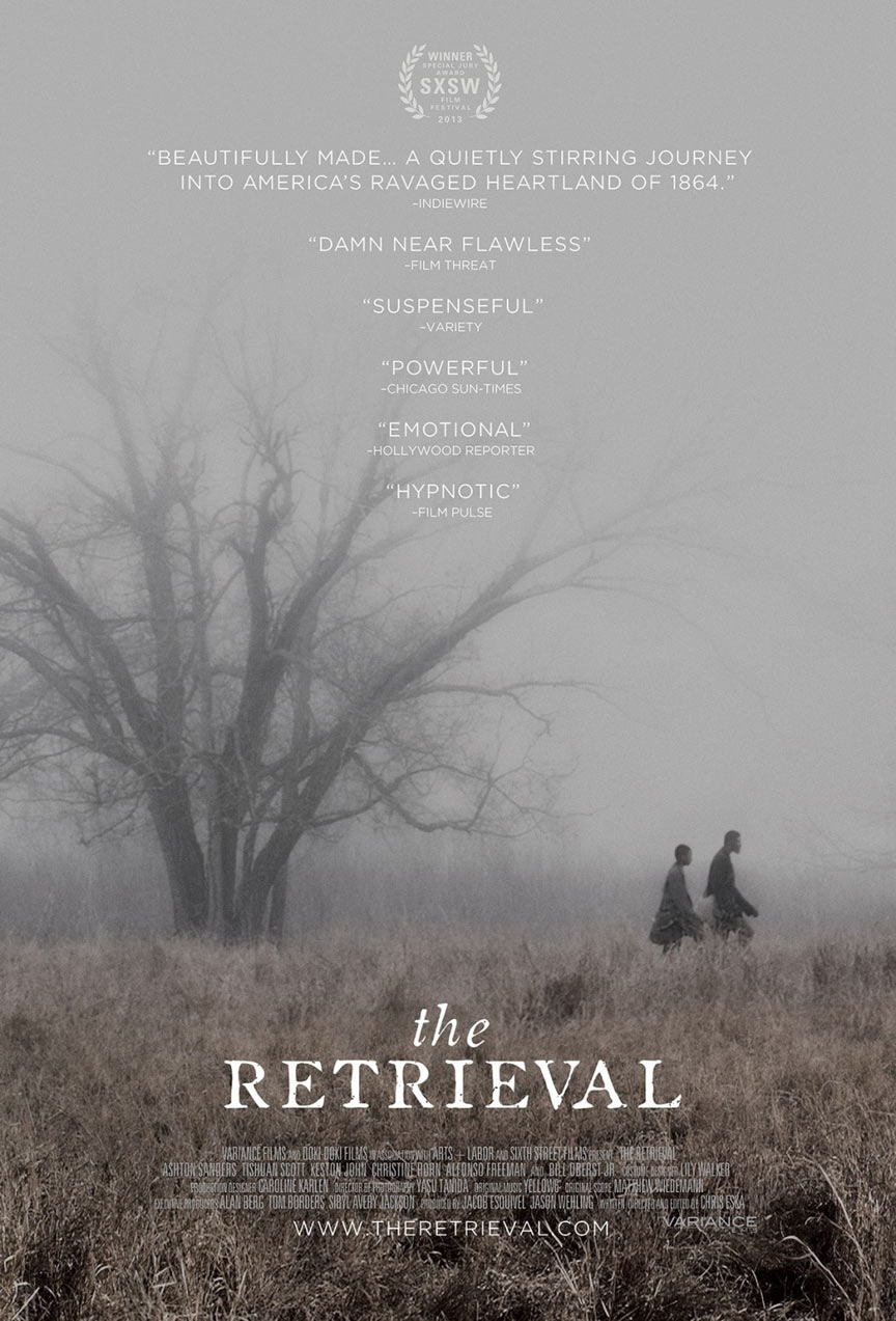 The Retrieval Poster #1