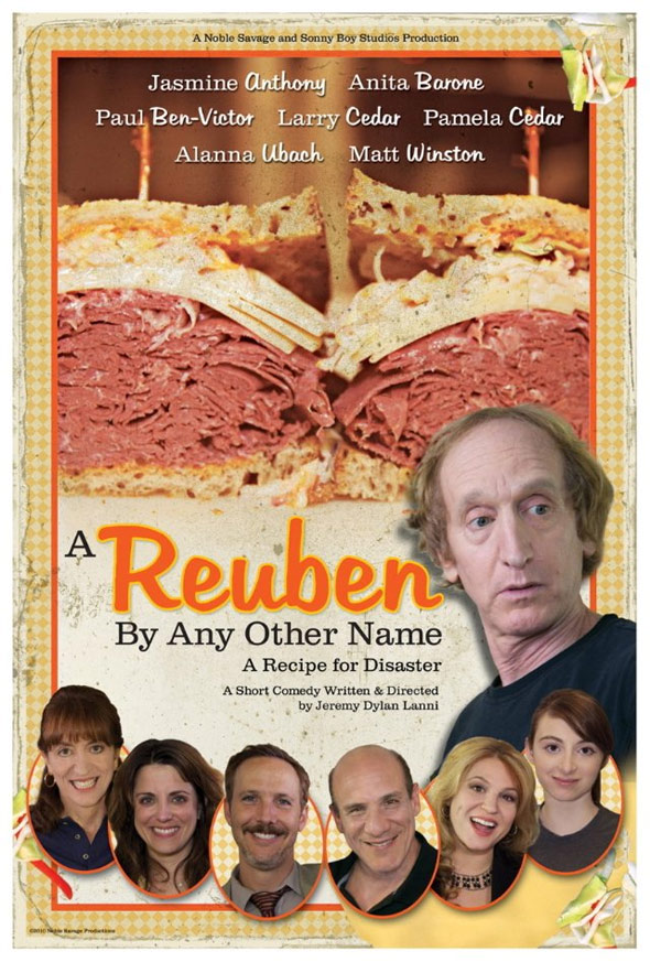 A Reuben By Any Other Name Poster #1