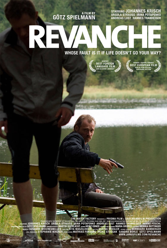 Revanche Poster #1