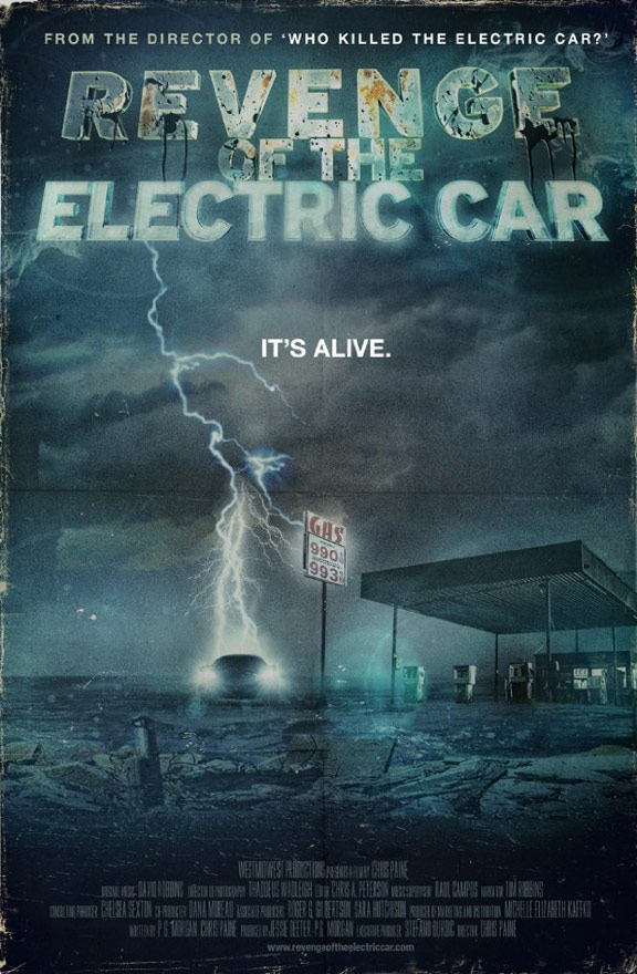 Revenge of the Electric Car Poster #1