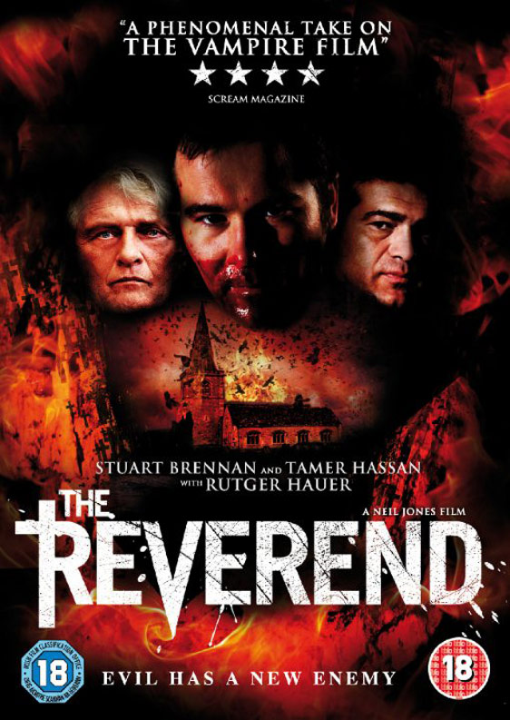 The Reverend Poster #1