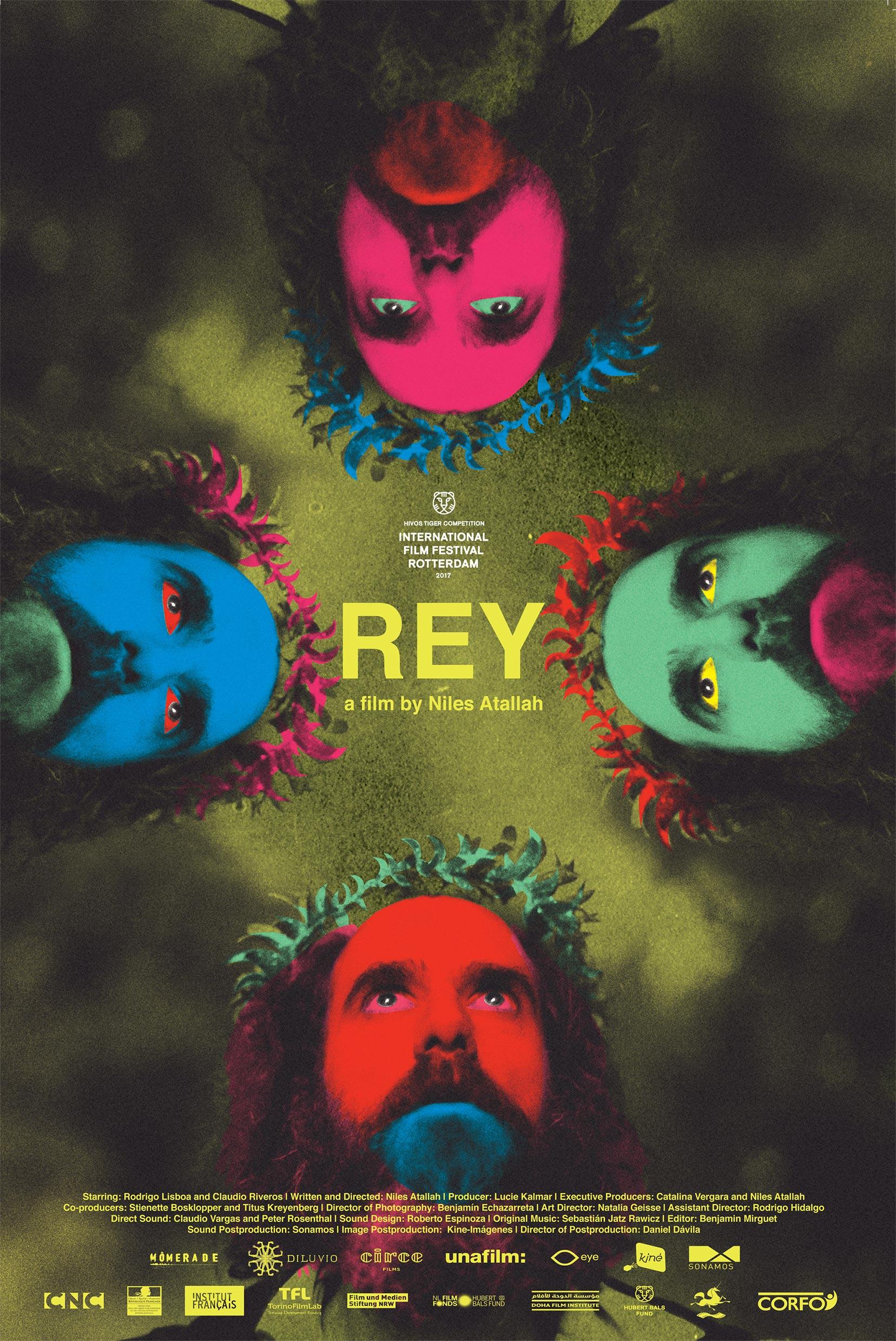 Rey Poster #1