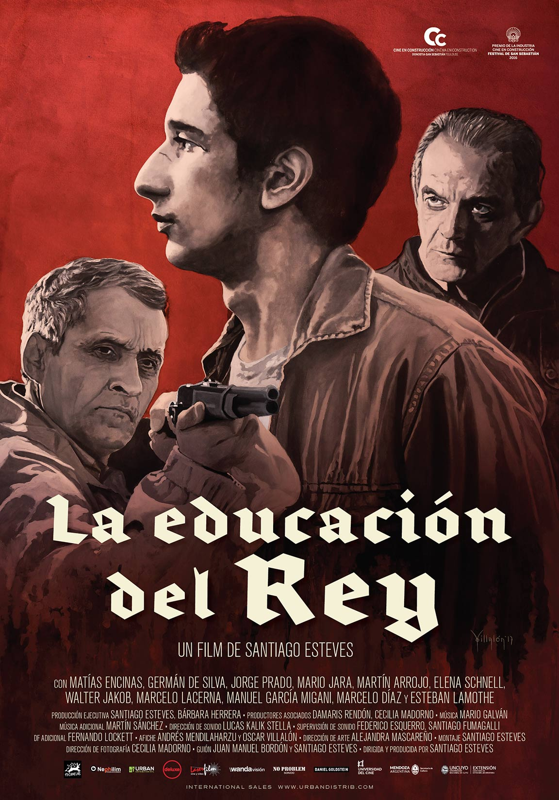 Rey's Education Poster #1