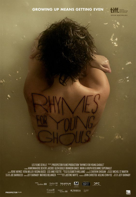 Rhymes for Young Ghouls Poster #1
