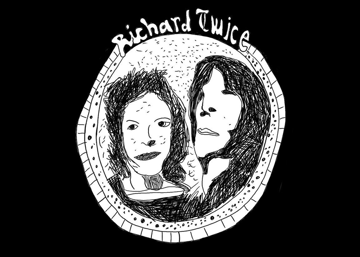Richard Twice Poster #1