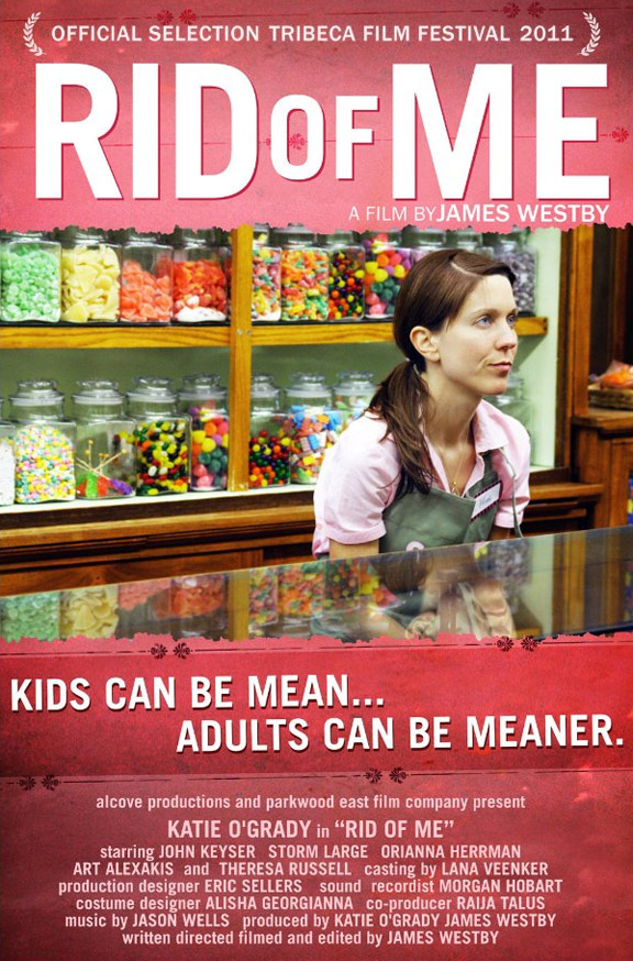 Rid of Me Poster #1