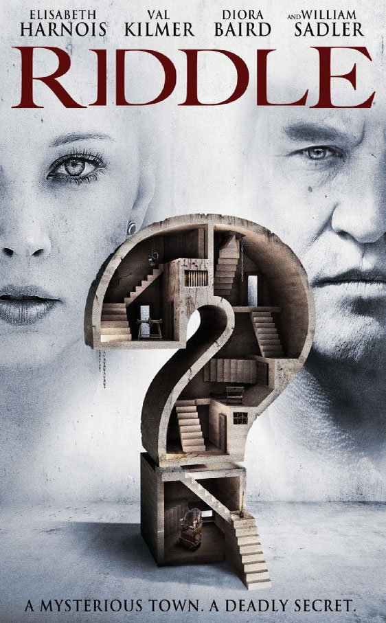 Riddle Poster #1