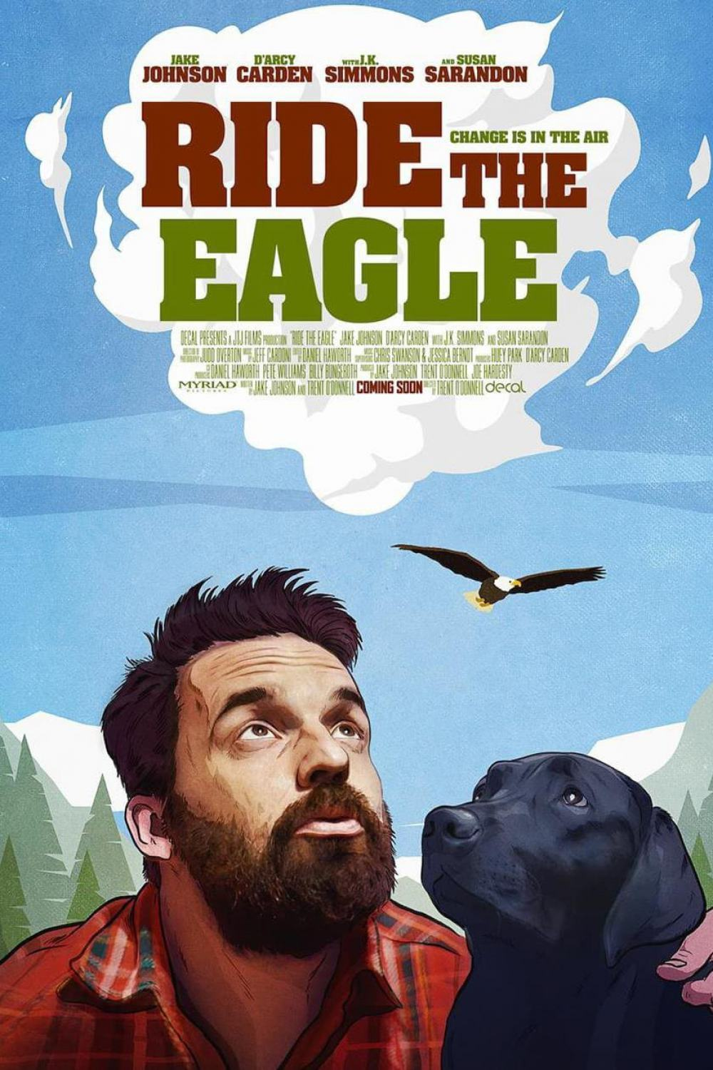 Ride the Eagle Poster #1