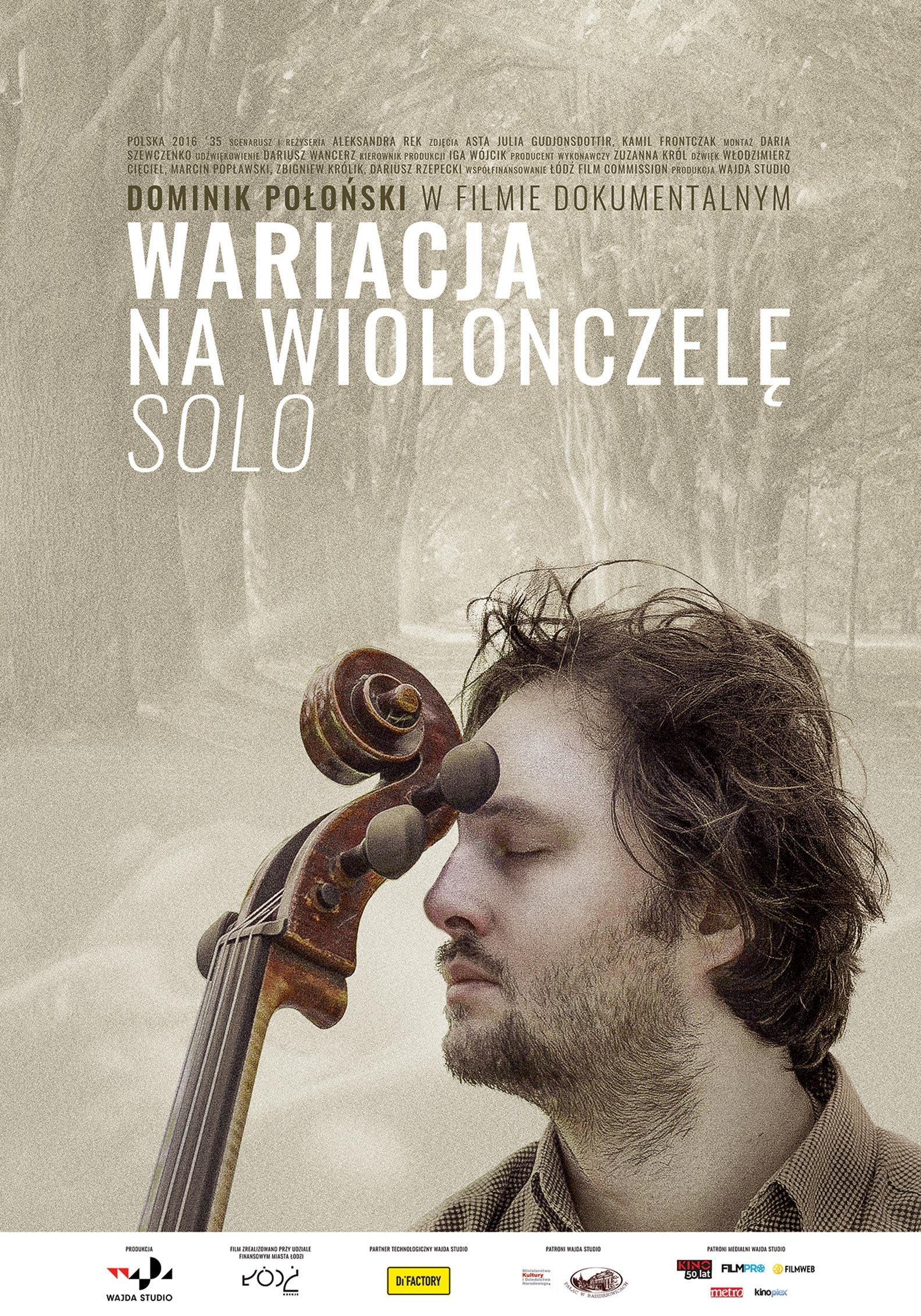Right Side of Cello Poster #1