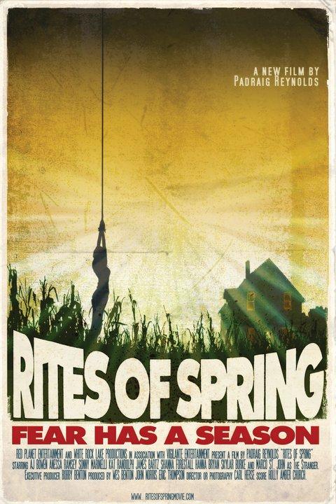 Rites of Spring Poster #1