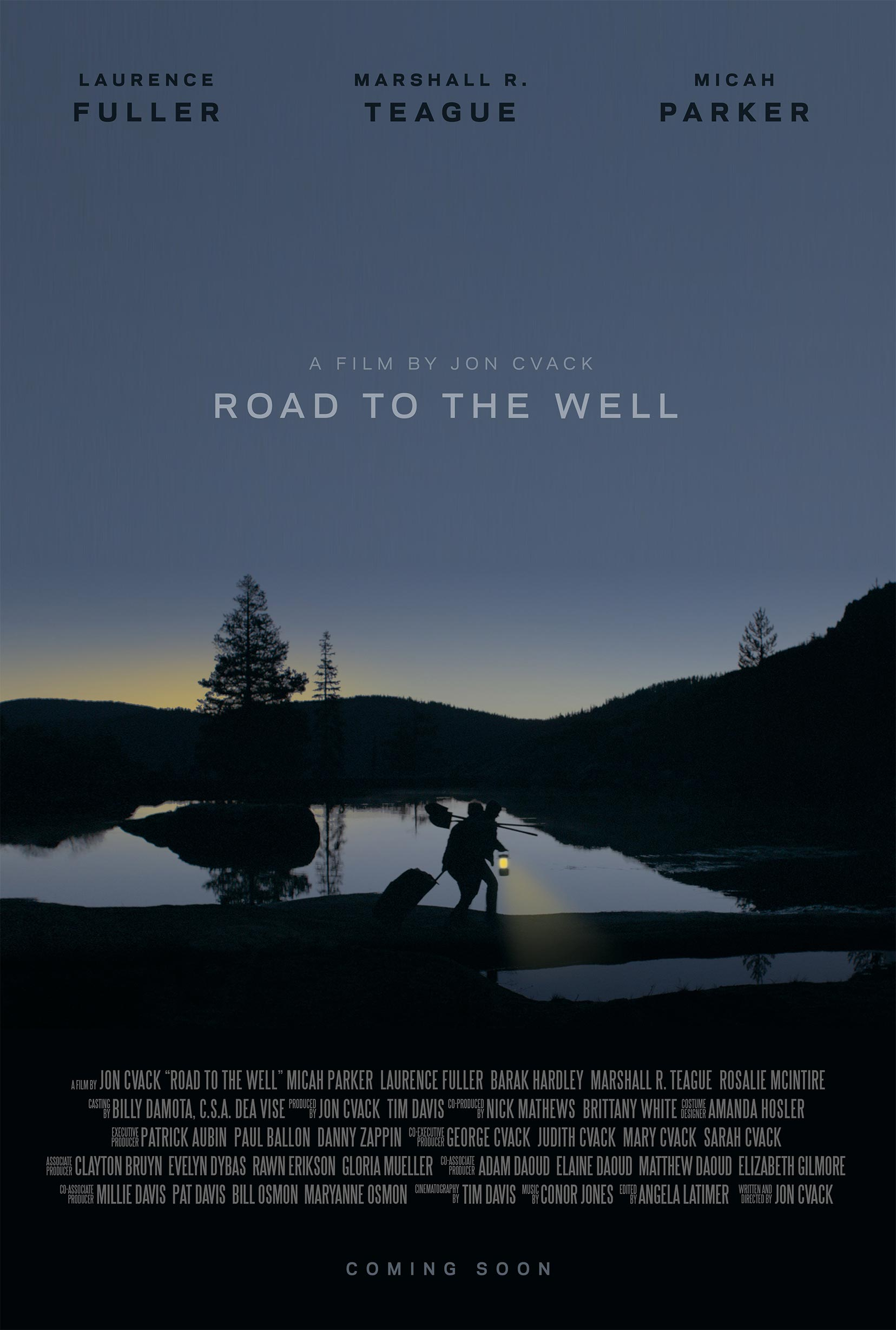 Road to the Well Poster #1