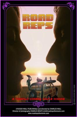Road Reps Poster #1